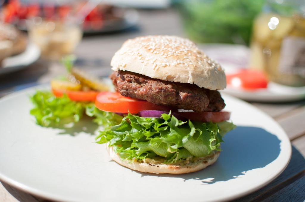 Hamburgerbrød