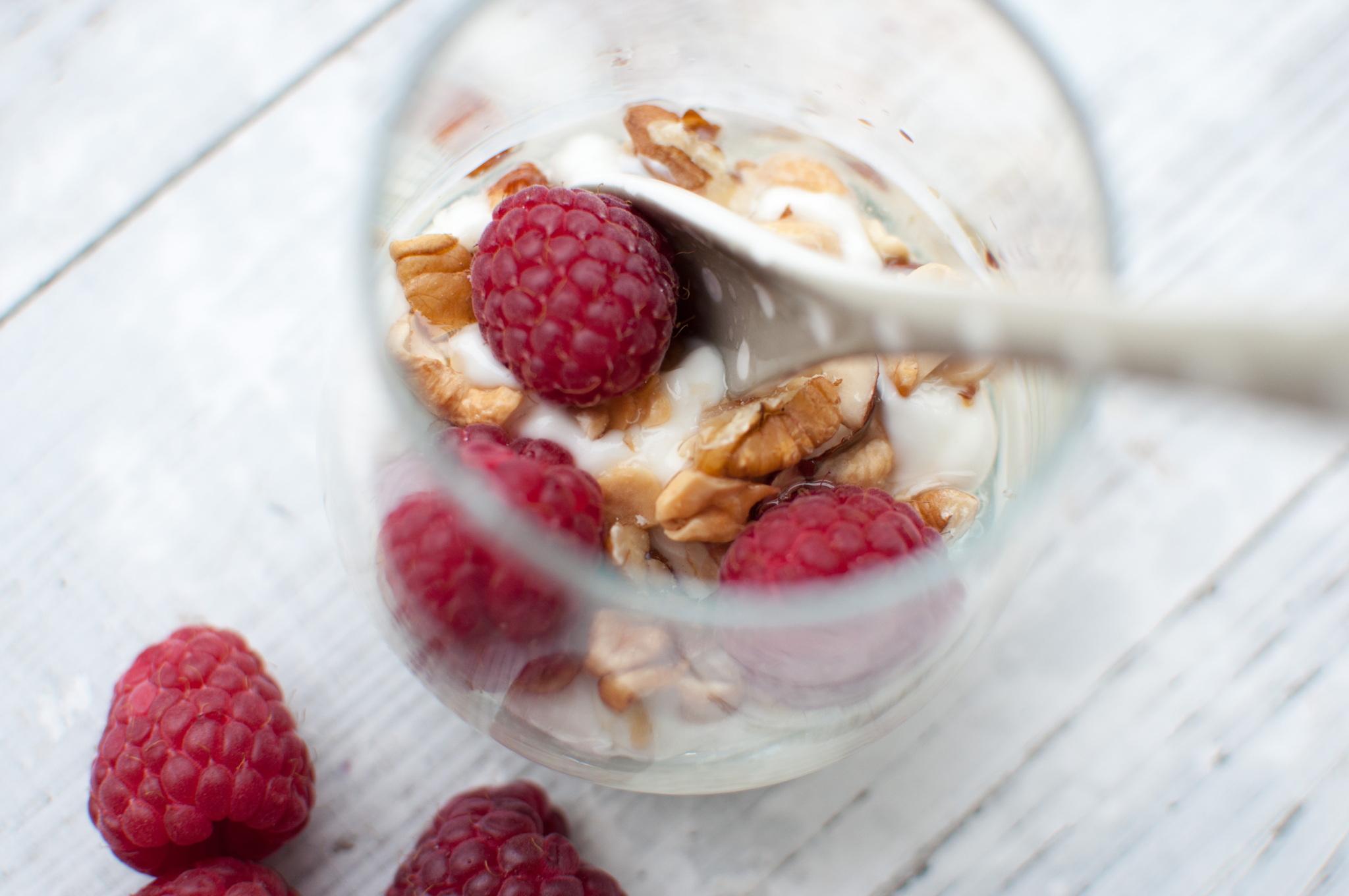gresk yoghurt dessert