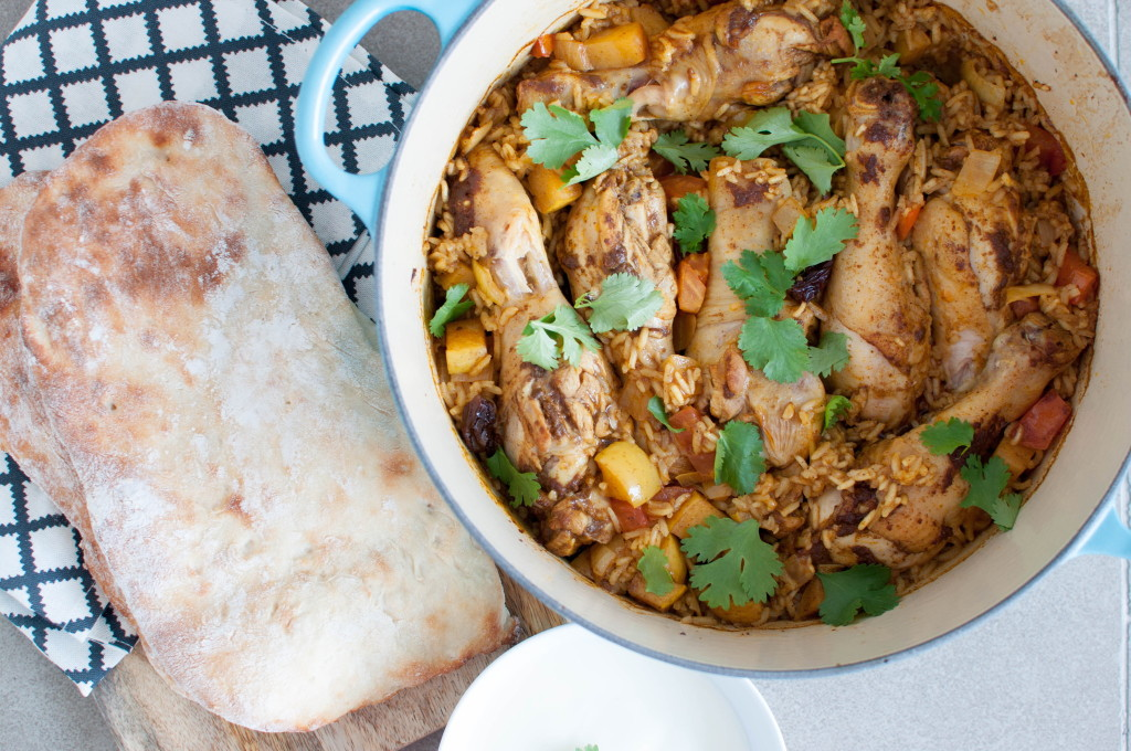 kyllinggryte med curry