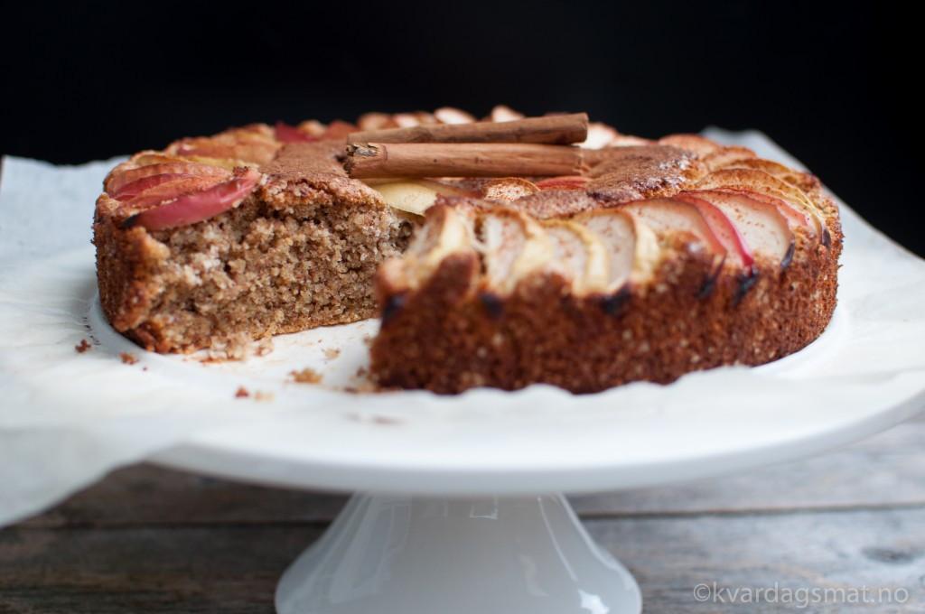 norske epler kake