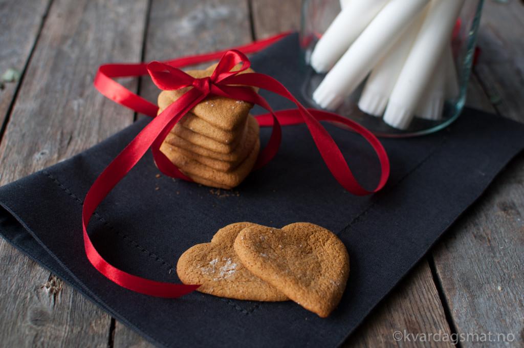 glutenfrie pepperkaker