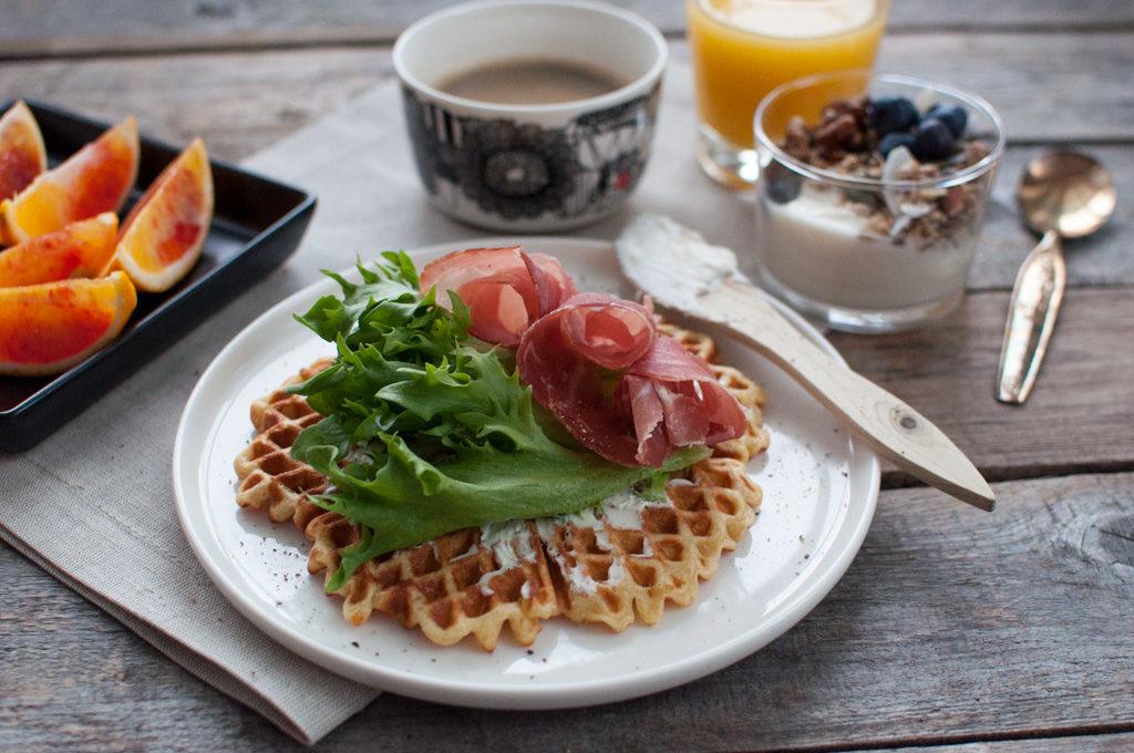 frukostvaflar