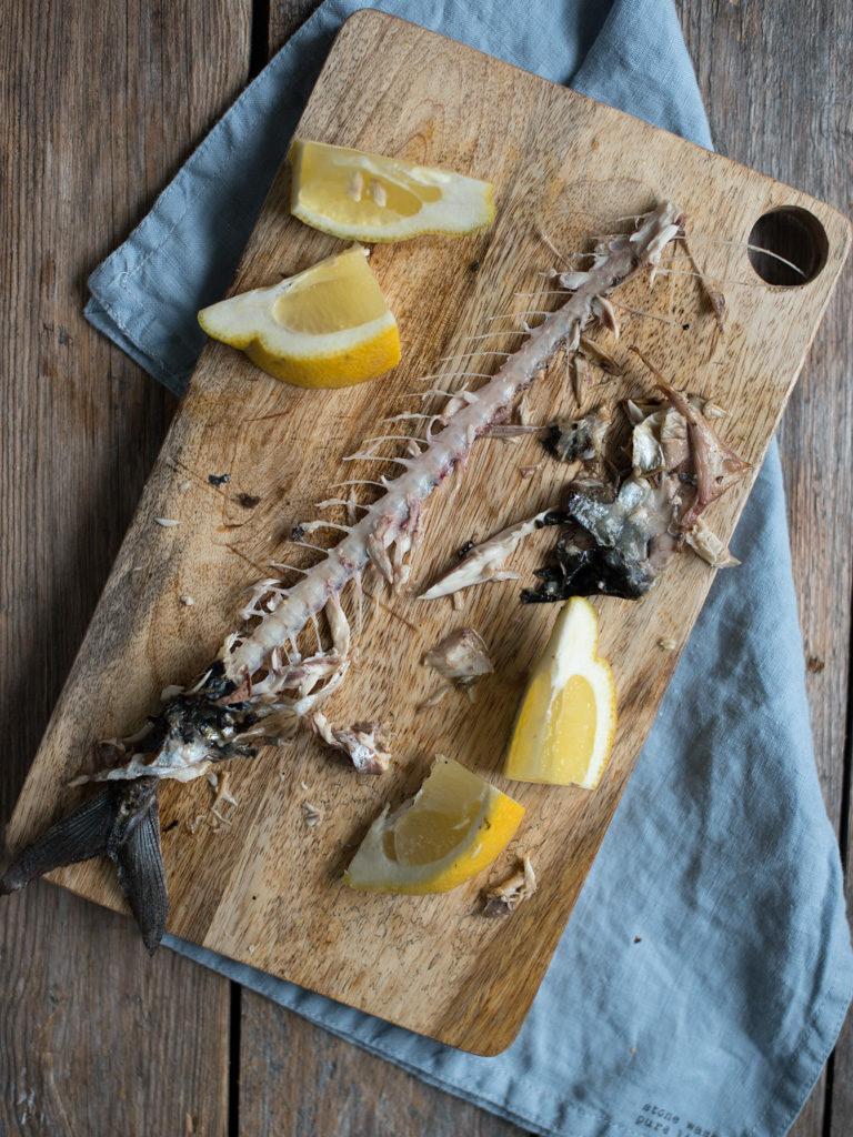 grill makrell