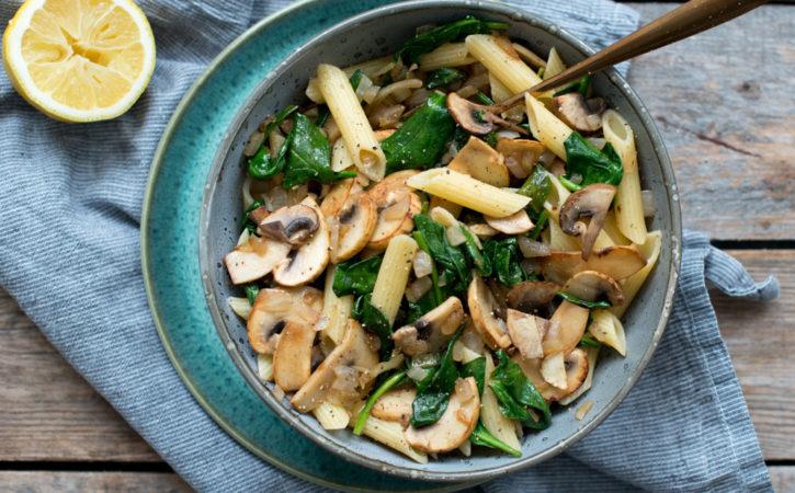 vegetar pasta