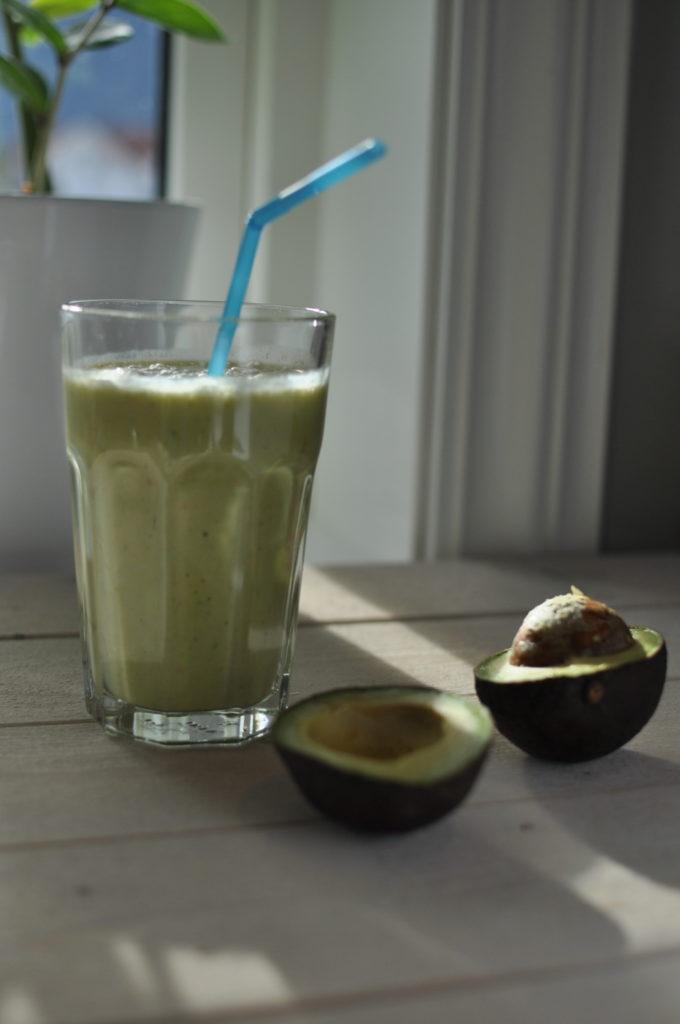 Enkel grøn smoothie