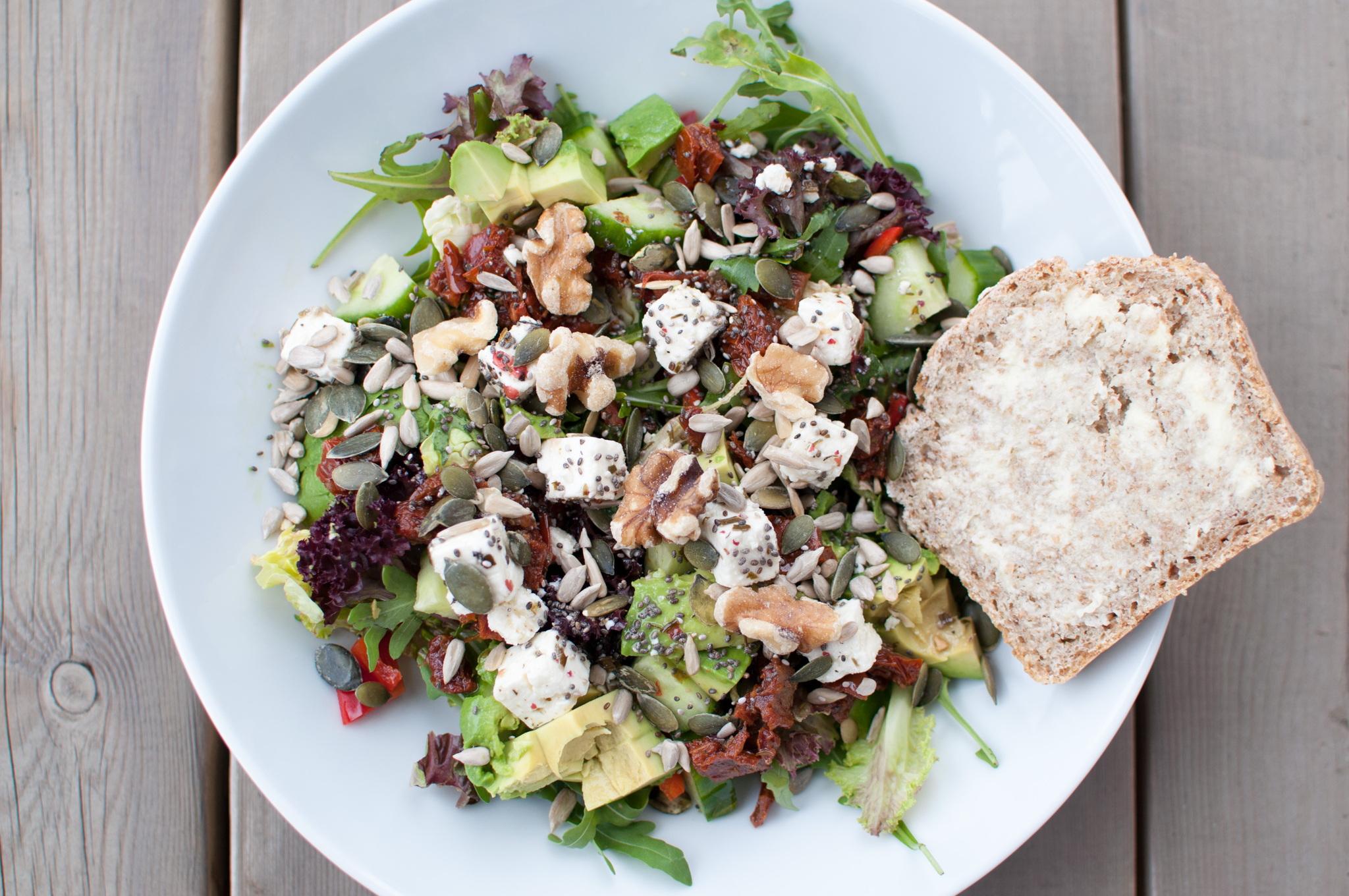 heimelaga salat