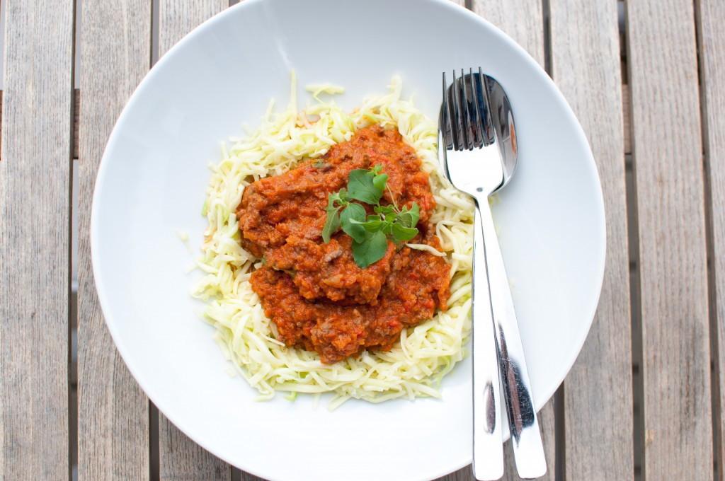 spaghetti av squash