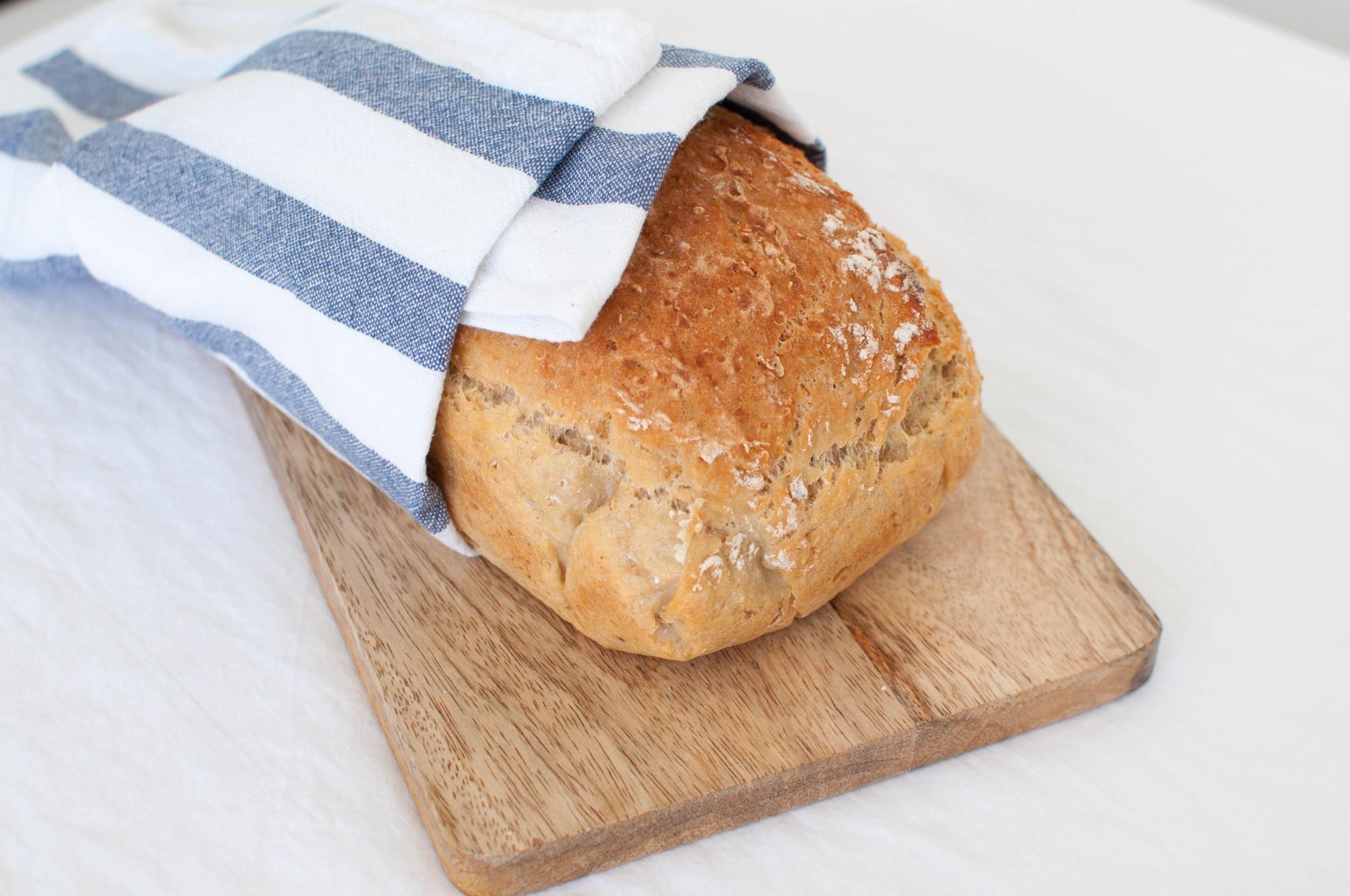 eltefritt brød med quinoa