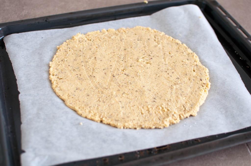 usteikt pizzabotn