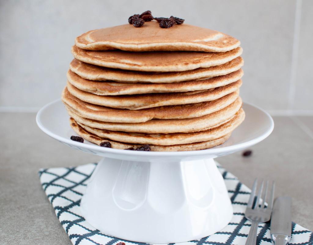 amerikanske pannekaker