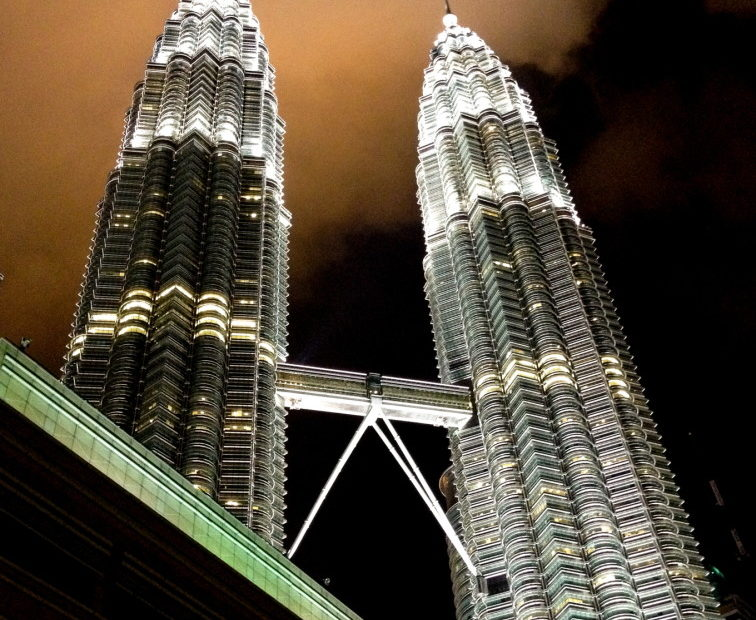 twin towers KL