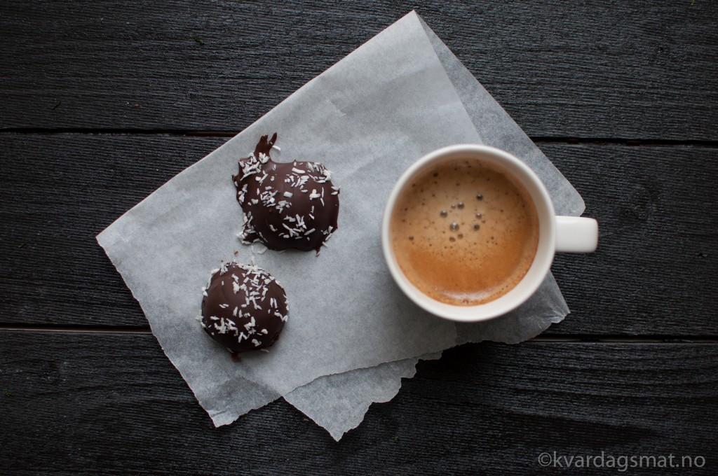 coffee coconutball