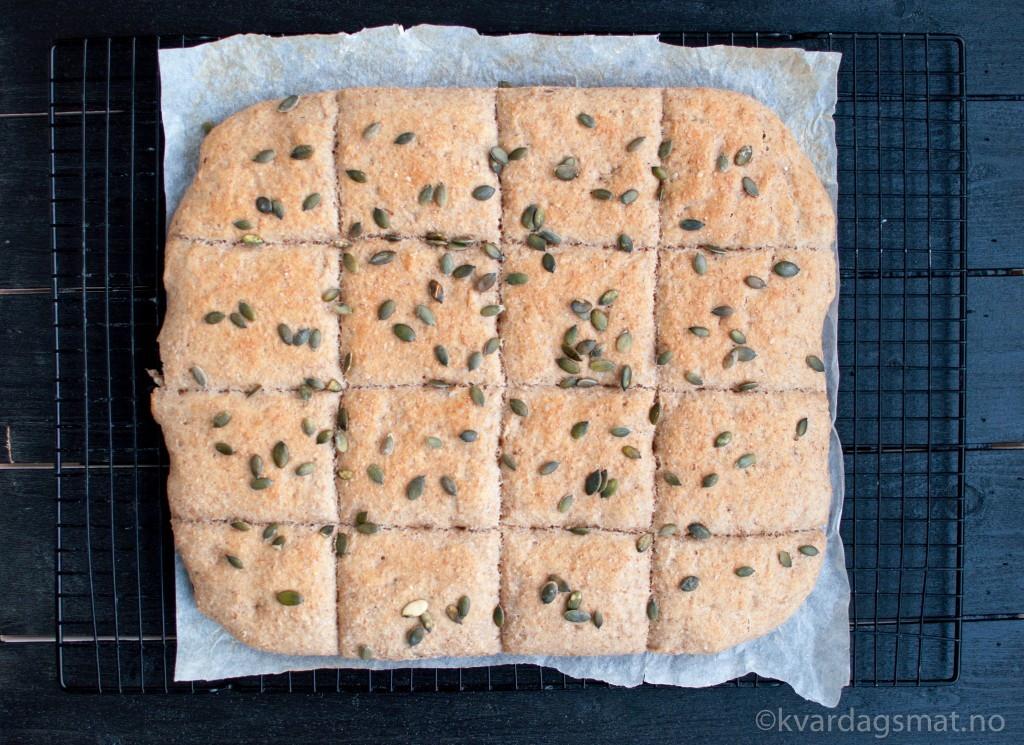 grovt langpanne brød