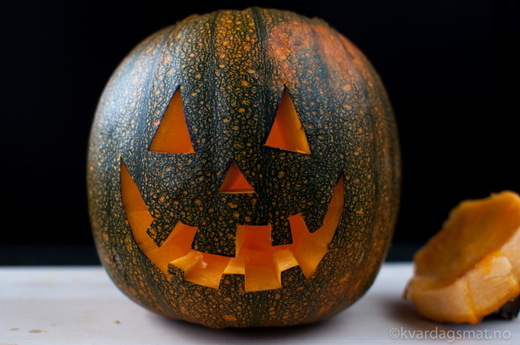 halloween lykt