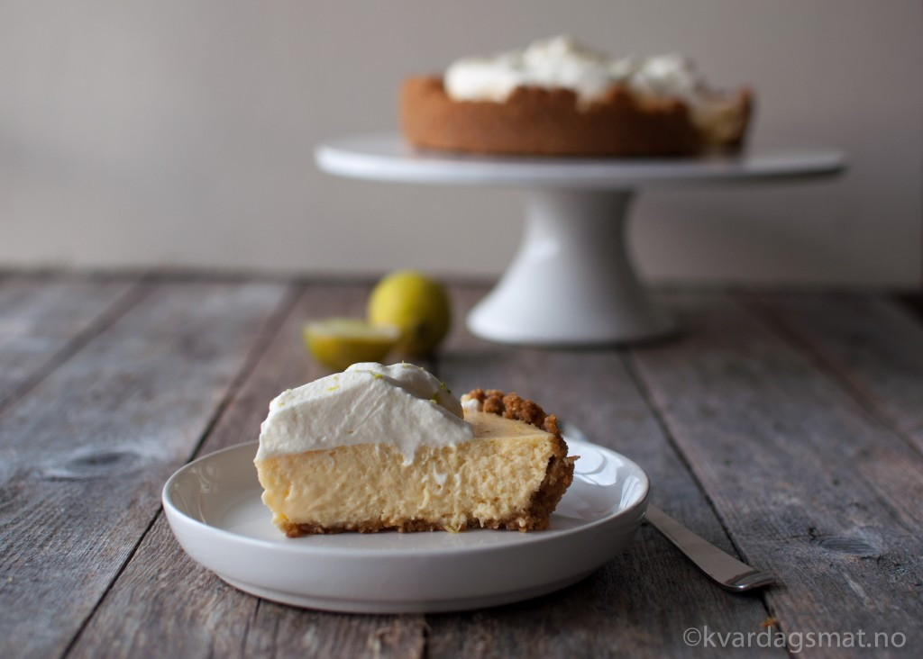 kake key lime pie