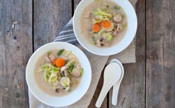 sriracha suppe