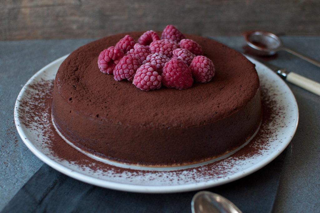 sjokoladekake uten gluten sukke melk