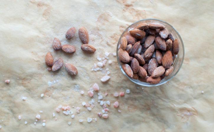 salte mandlar