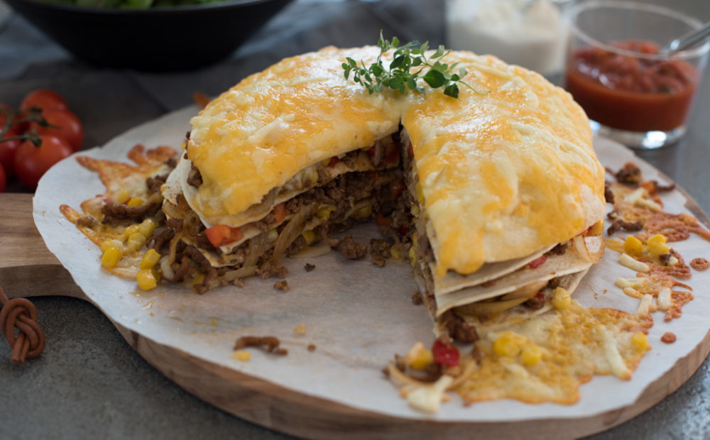 tortilla stack