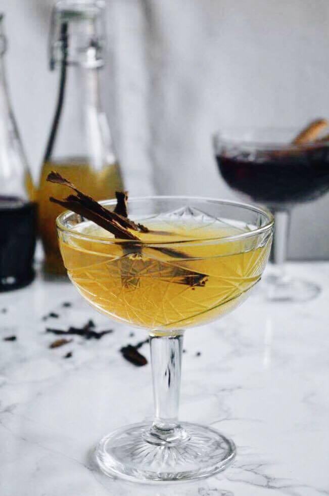 Wonderful Spiced Ginger & Mulled Wine