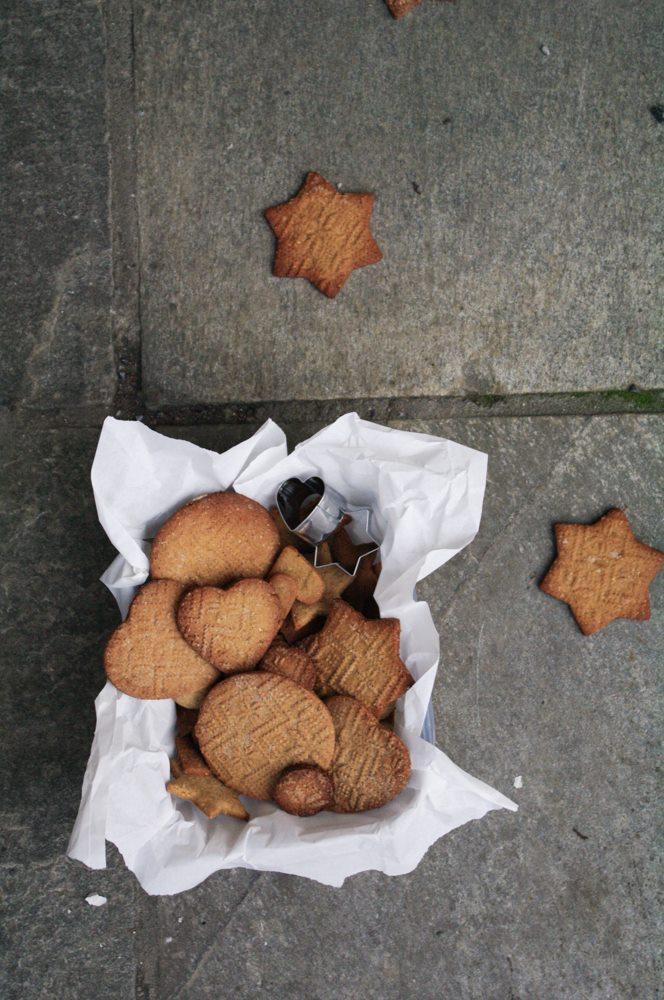 Therese sine Nordic Rye Gingerbread Cookies