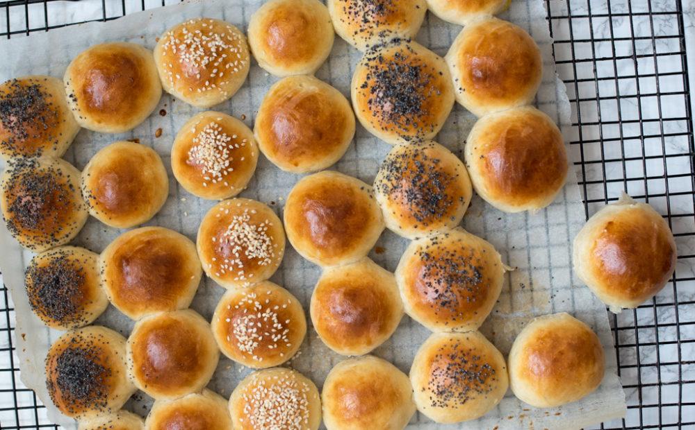 dinner rolls nigella