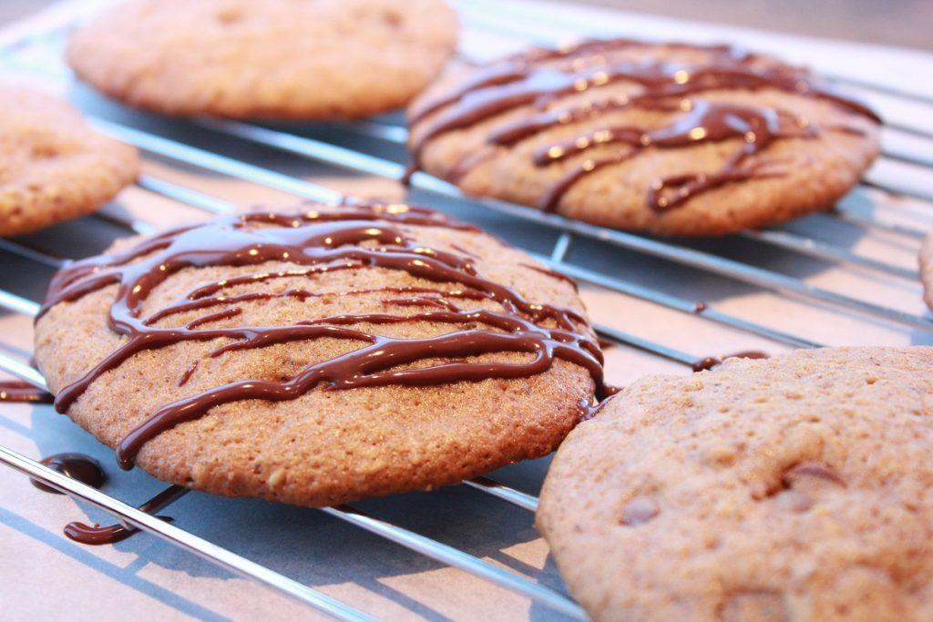 Tove sine Rom og Cola Cookies