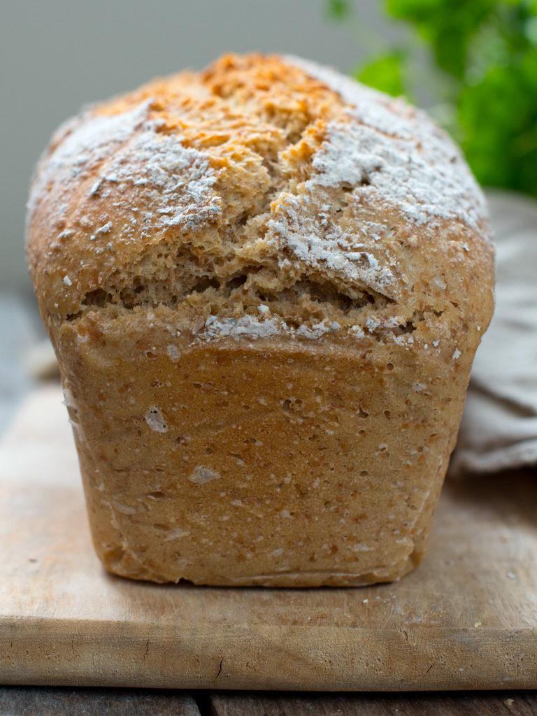 bake brød oppskrift
