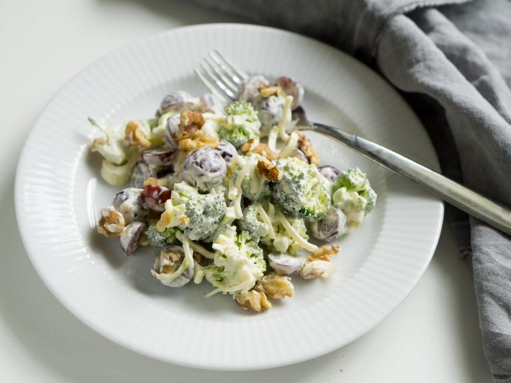den beste brokkolisalat