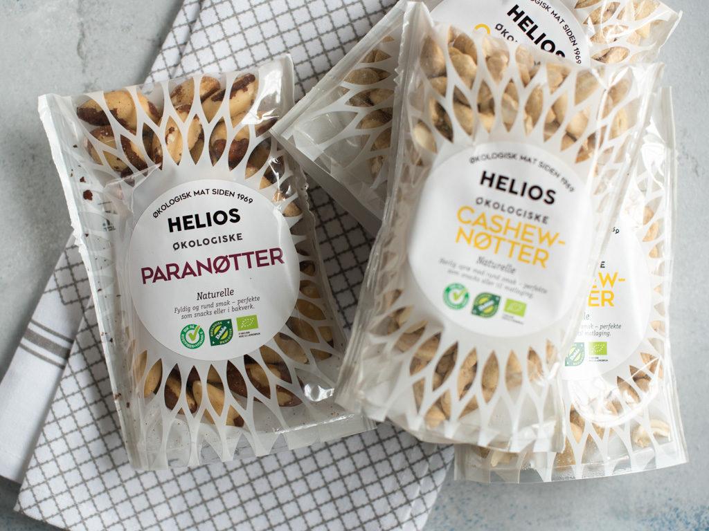 helios-favoritt: nøtter