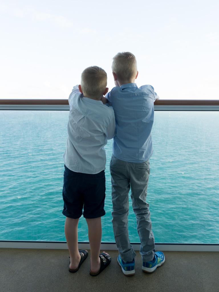 to brødre