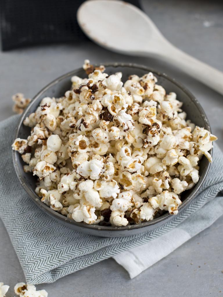 kokosblomst-popcorn