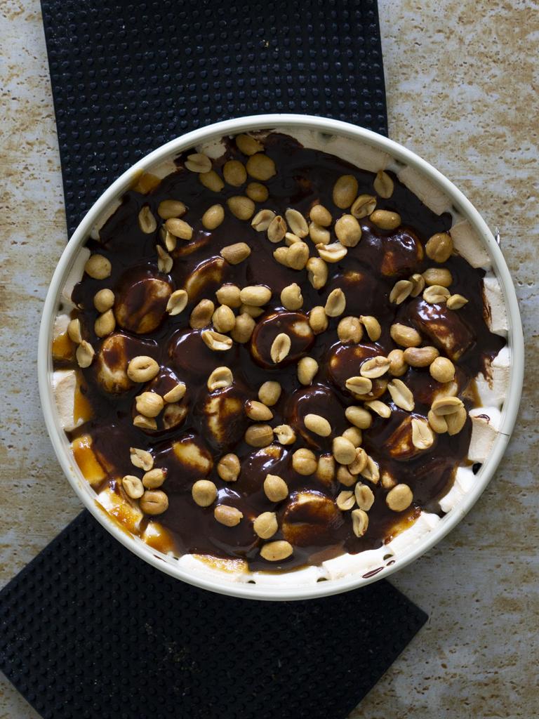 snickerskladdkake