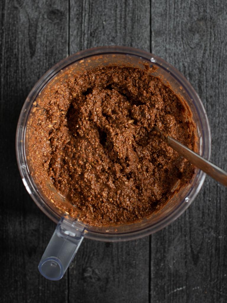 søtpotet-brownies
