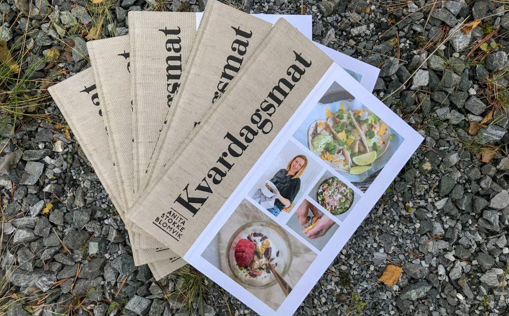 Bloggen feirar 5 år: vinn signert kokebok!
