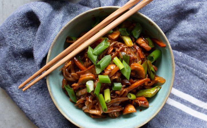 yakisoba wok